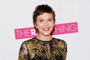 Maggie Gyllenhaal Tells Hollywood Who's Boss
