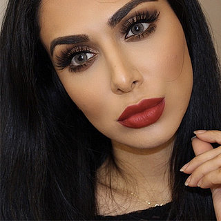 You're Going to Be Mesmerised by This Middle-Eastern Beauty Blogger