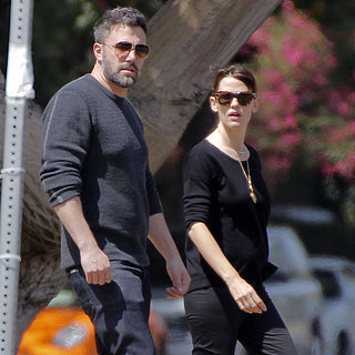 Ben Affleck and Jennifer Garner During Divorce Rumors