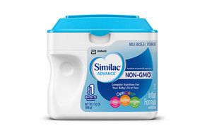 Similac Advance Baby Formula Goes GMO-Free