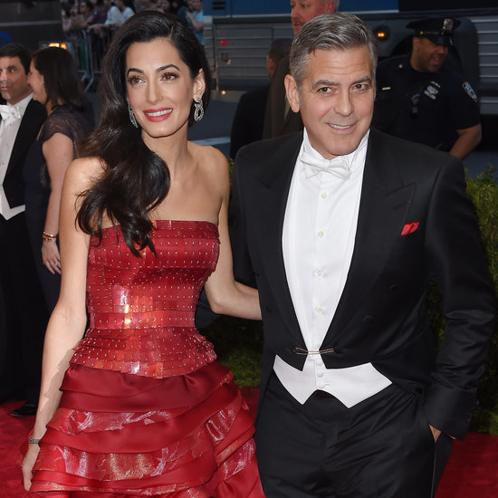 "George Clooney Is ""Very Proud"" to Be Married to a ""Very Strong"" Woman"