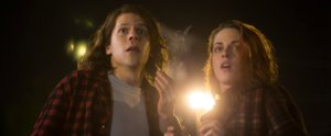Kristen Stewart and Jesse Eisenberg's Onscreen Reunion Is Hilarious and Badass