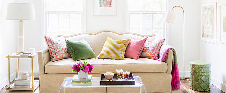 See How This Blogger Created a Cozy Home by Rediscovering Color