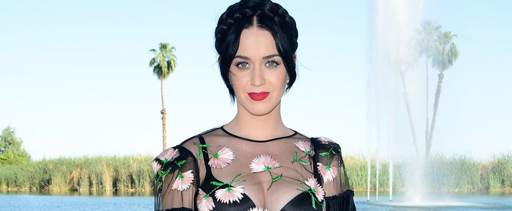 How Katy Perry Plans to Stay Happy and Healthy All Summer Long