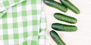 Here's The Perfect Cucumber Snack To Enjoy At Your Next BBQ