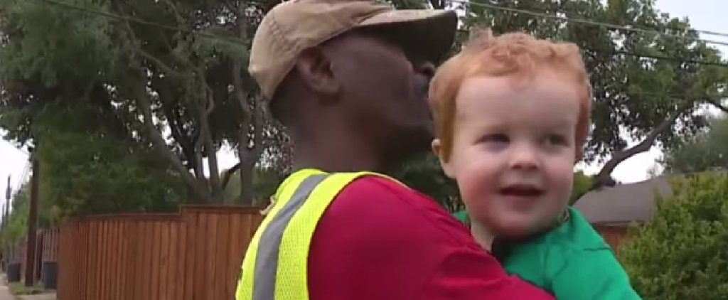 The Love That This Little Boy Has For His Garbage Man Will Bring You to Tears