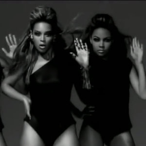 Beyonce Single Ladies Dance to Duck Tales Theme Song
