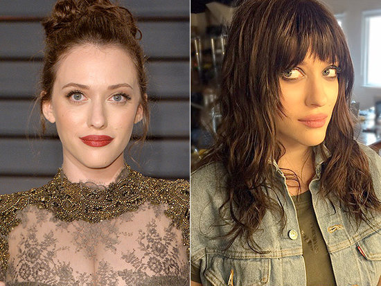 Edgy Bangs, Bright Pink Bobs, Wacky Wigs: All The Celebrity Hair Updates You Need to See Now
