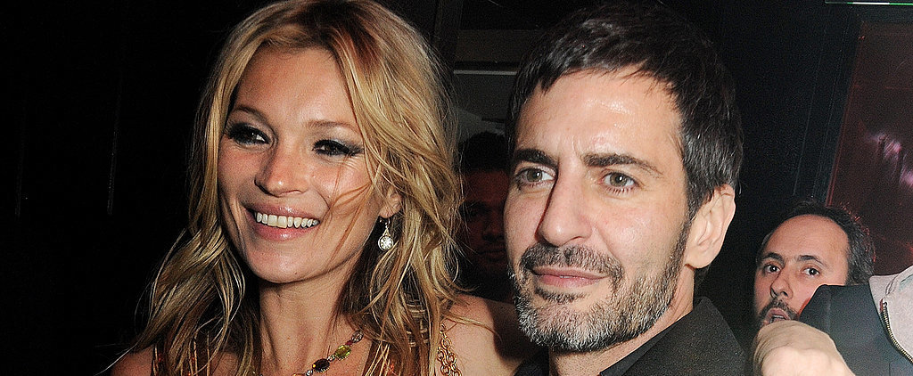 Kate Moss and Marc Jacobs Have Something to Tell You