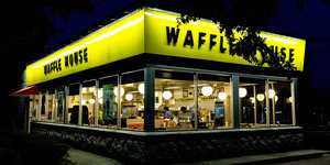 The Underappreciated Architecture of Waffle House
