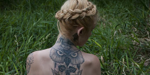 26 Stunning Photos Of Women's Tattoos -- And The Stories Behind Them