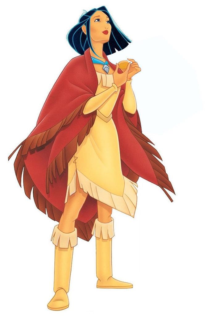 Pocahontas, Lob