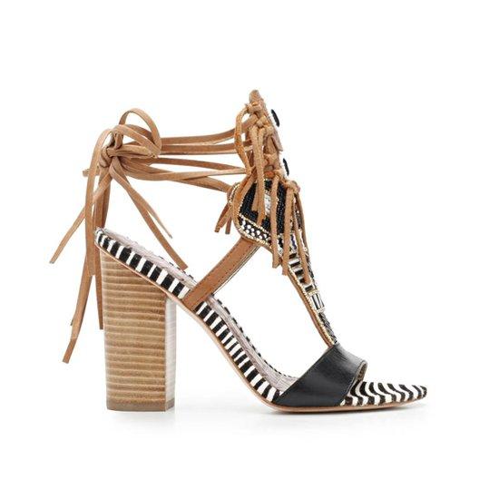 Stacked Heels