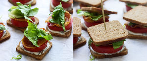 Bite-Size BLT Sandwiches Are the Perfect Party Snack