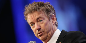 Rand Paul Vows To Block Patriot Act Extension