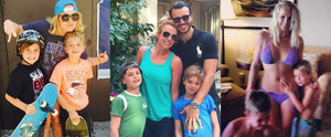 Britney Spears's Sweet Family Photo Album