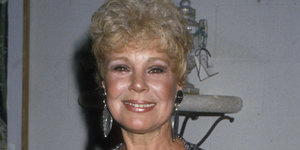 'Friday The 13th' Actress Betsy Palmer Dies At 88