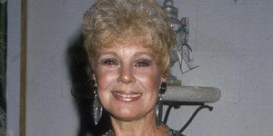 'Friday The 13th' Actress Betsy Palmer Dies At 88
