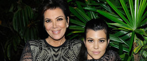 Kris and Kourtney Have the Cutest Reactions to Kim's Pregnancy News