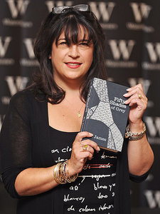 E L James Announces New Fifty Shades of Grey Book Told from Christian's Perspective