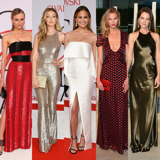 Best Dressed at the CFDA Awards 2015