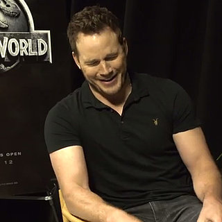 Chris Pratt Handles It Perfectly When These Guys Prank Him