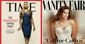 Read Laverne Cox's Essay About Caitlyn Jenner and Trans Beauty Standards
