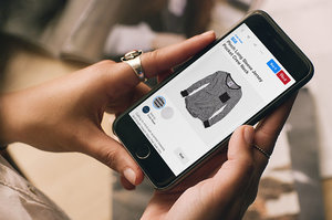 """Pinterest Adds A """"Buy It"""" Button"""