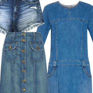 Team Zoe Styles Their Go-To Summer Denim