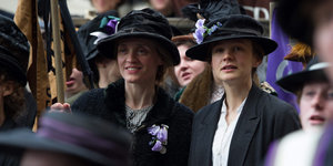 See The Origins Of Feminism In The First 'Suffragette' Trailer