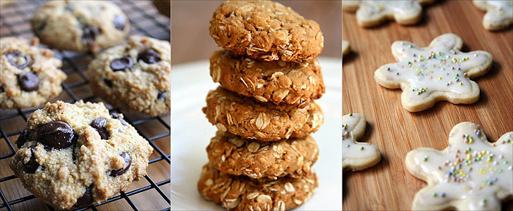 Don't Stop at Just One: 22 Healthy Cookie Recipes