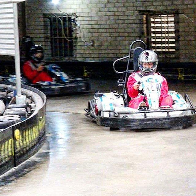 Go Go-Kart Racing
