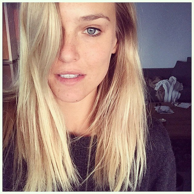 Bar Refaeli No Makeup ... Bar Refaeli Instagram