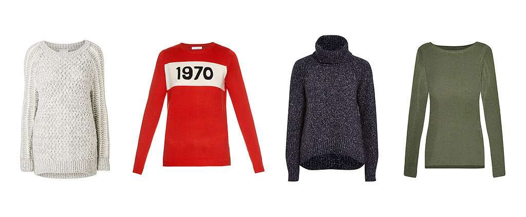 Shop Chic Winter Knits You'll Never Want to Take Off