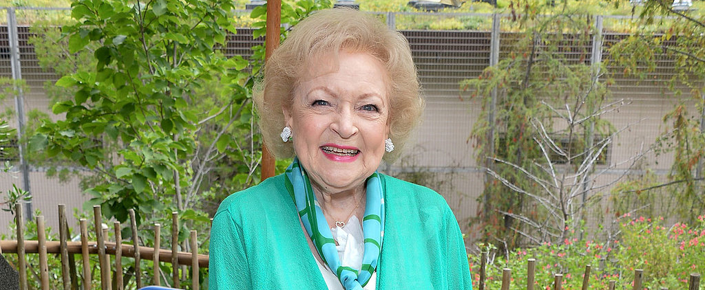 Betty White Joins Instagram and Is Already a Pro at Using Hashtags