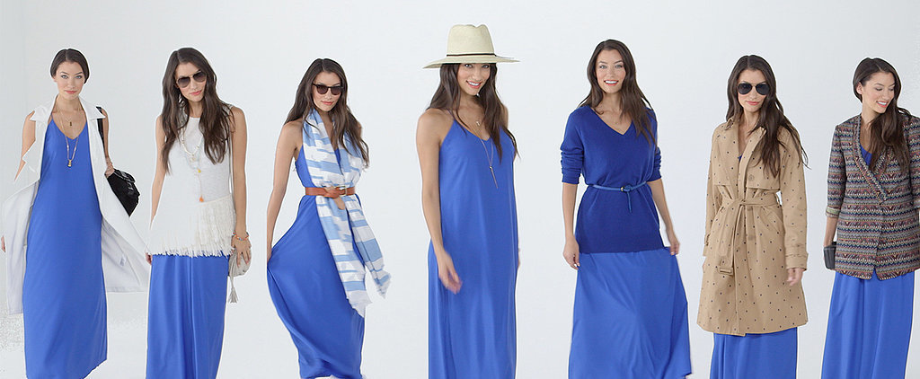 7 Ways to Style a Maxi Dress to Perfection