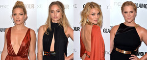 The Glamorous Celebrity Beauty Looks to Inspire Your Long Weekend