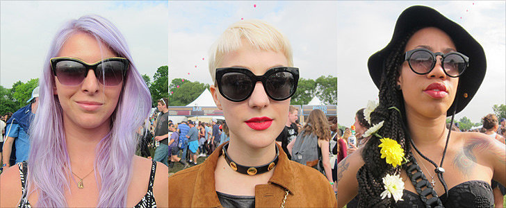 Rainbow Hair Reigns Supreme at Governors Ball 2015