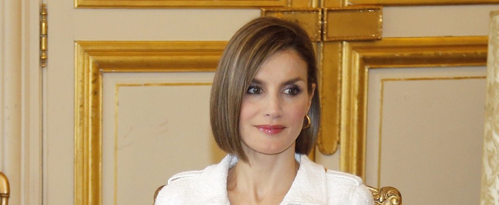 All the Proof That Queen Letizia of Spain Is Ruling in Style