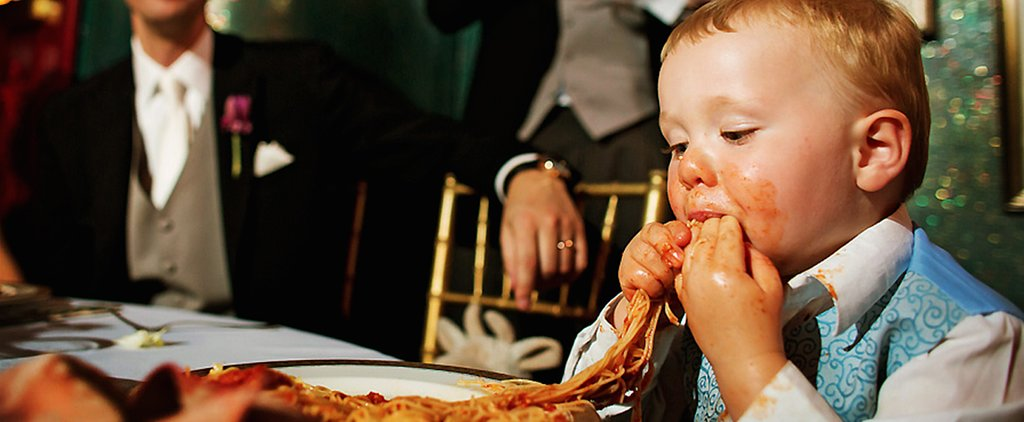 These Kiddos Caught on Camera at Weddings Are Hysterical — and So Typical