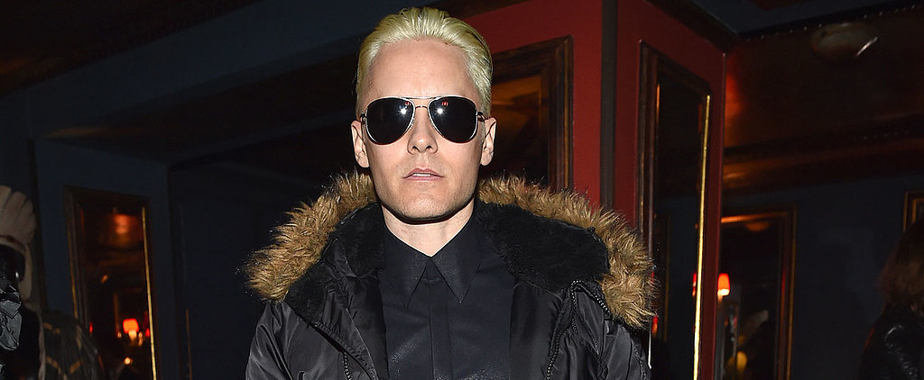 Jared Leto's Biceps Are Like Your Love For Him — They Just Keep Growing