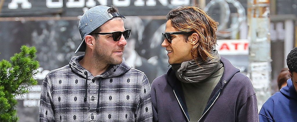 You're Not Ready For the Sheer Sweetness of Zachary Quinto and His Boyfriend