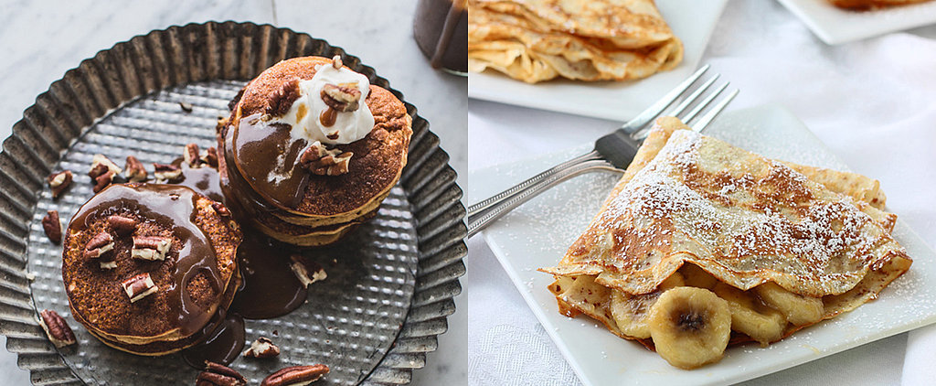 12 Dessert-Inspired Pancakes, Including Funfetti, Cinnamon Roll, and Carrot Cake