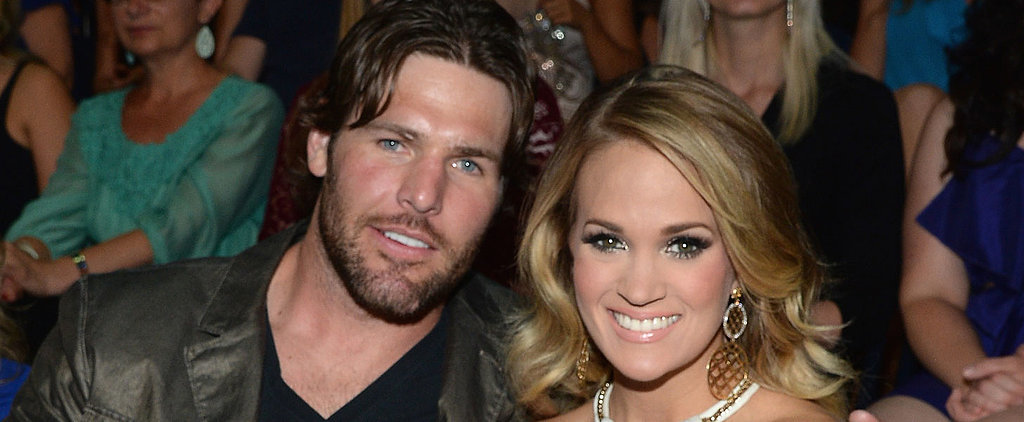 Carrie Underwood's Son Sleeps Through Her Performance in Cute New Photo