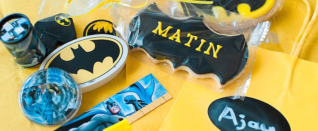This Batman Birthday Party Is Every Batkid's Dream