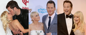 Anna Faris and Chris Pratt's Cutest and Most Hilarious Red Carpet Moments Ever