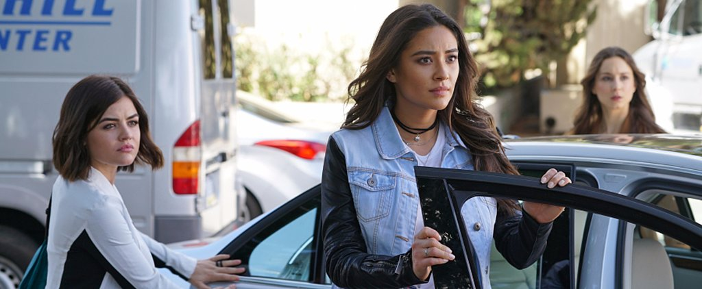 Get a Superearly Look at an Upcoming Pretty Little Liars Episode