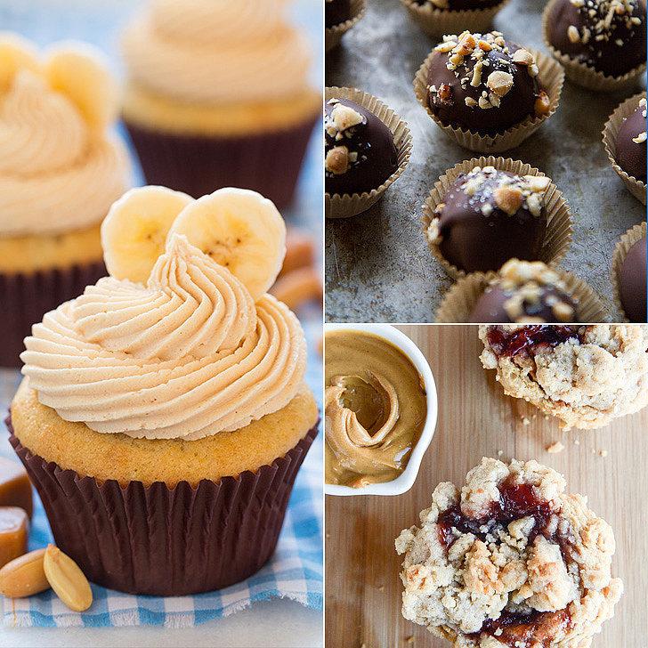 Peanut butter dessert recipes popsugar food for Desserts to make with peanut butter