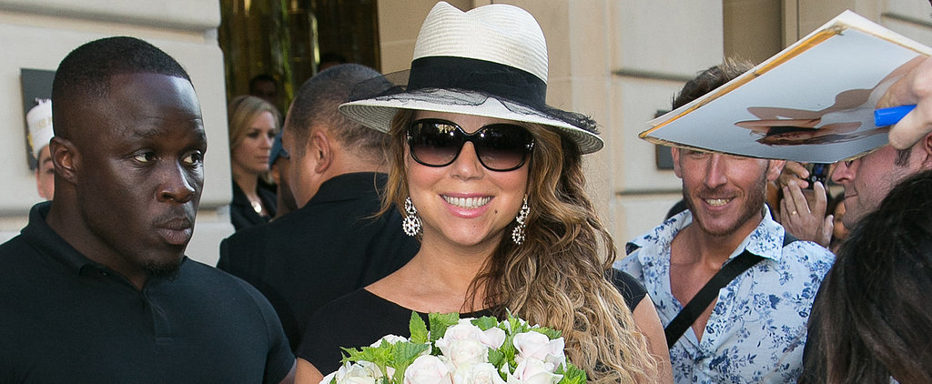 Mariah Carey's Twins Take Over Disneyland Paris With Their Cuteness