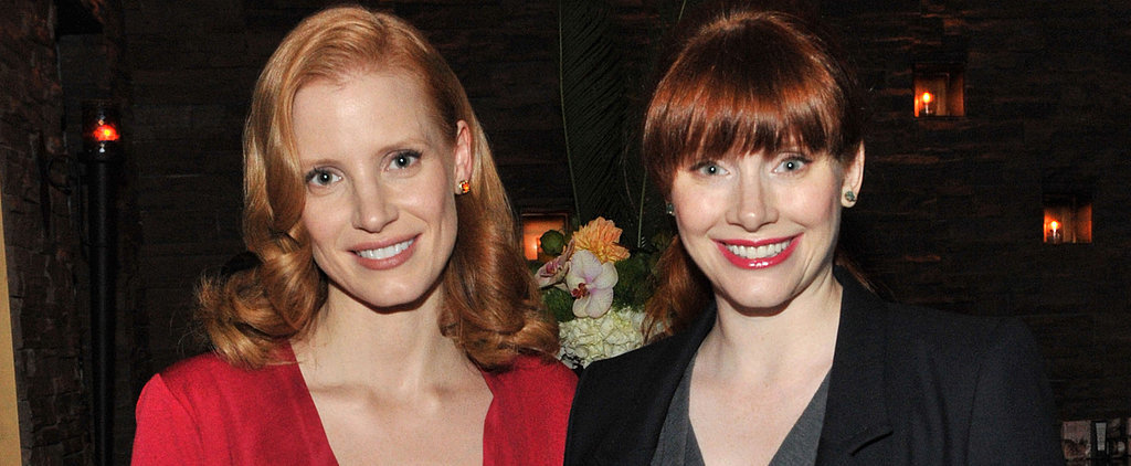"Bryce Dallas Howard Lip-Syncs to Declare, ""I Am Not Jessica Chastain!"""